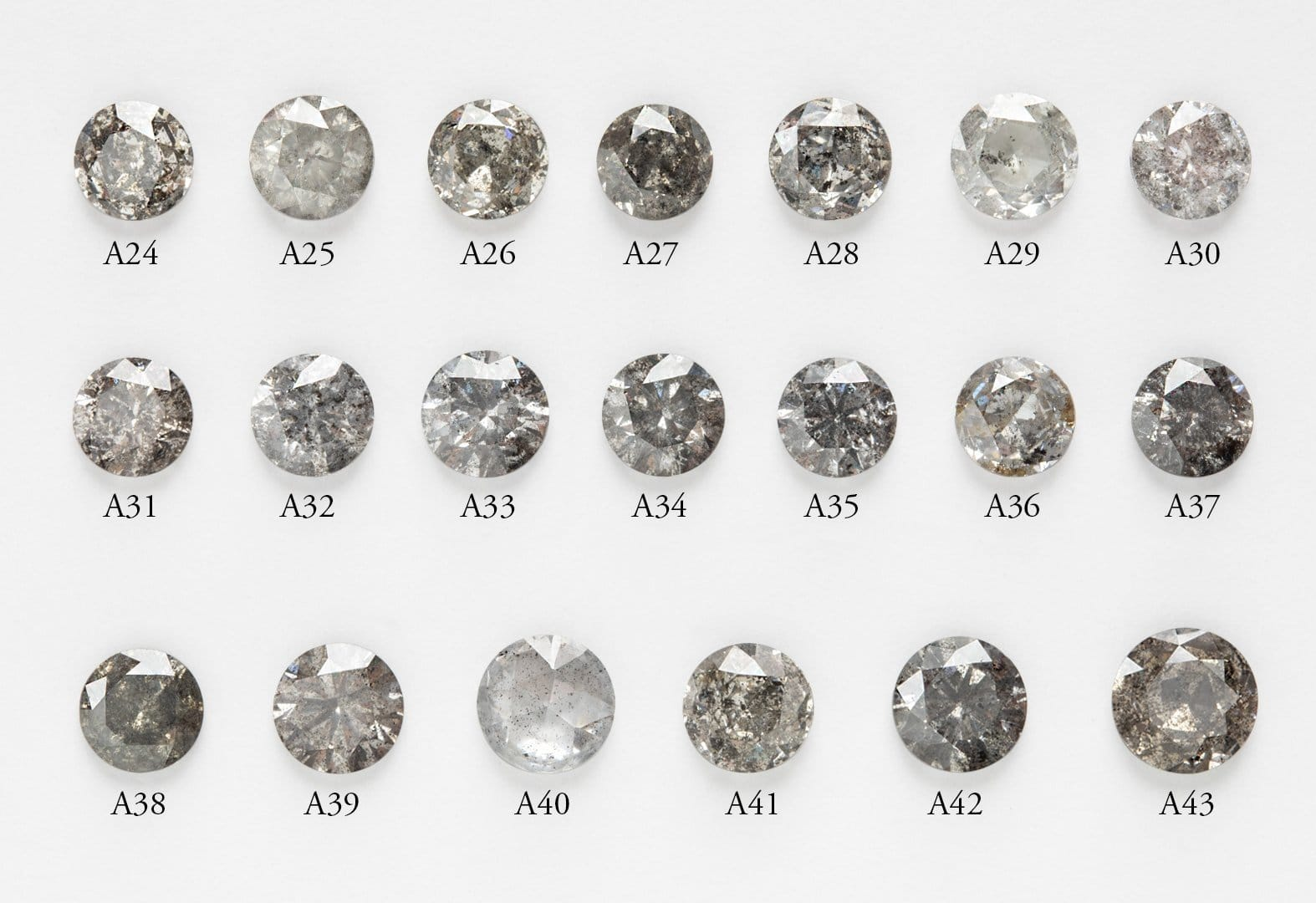 EVERYTHING YOU SHOULD KNOW ABOUT SALT AND PEPPER DIAMONDS 1