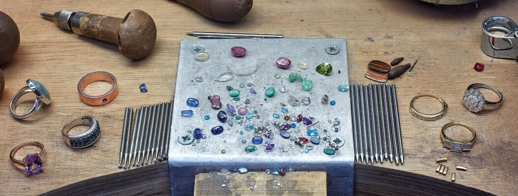JEWELRY MAKING TECHNIQUES: GEMSTONE SETTINGS 13